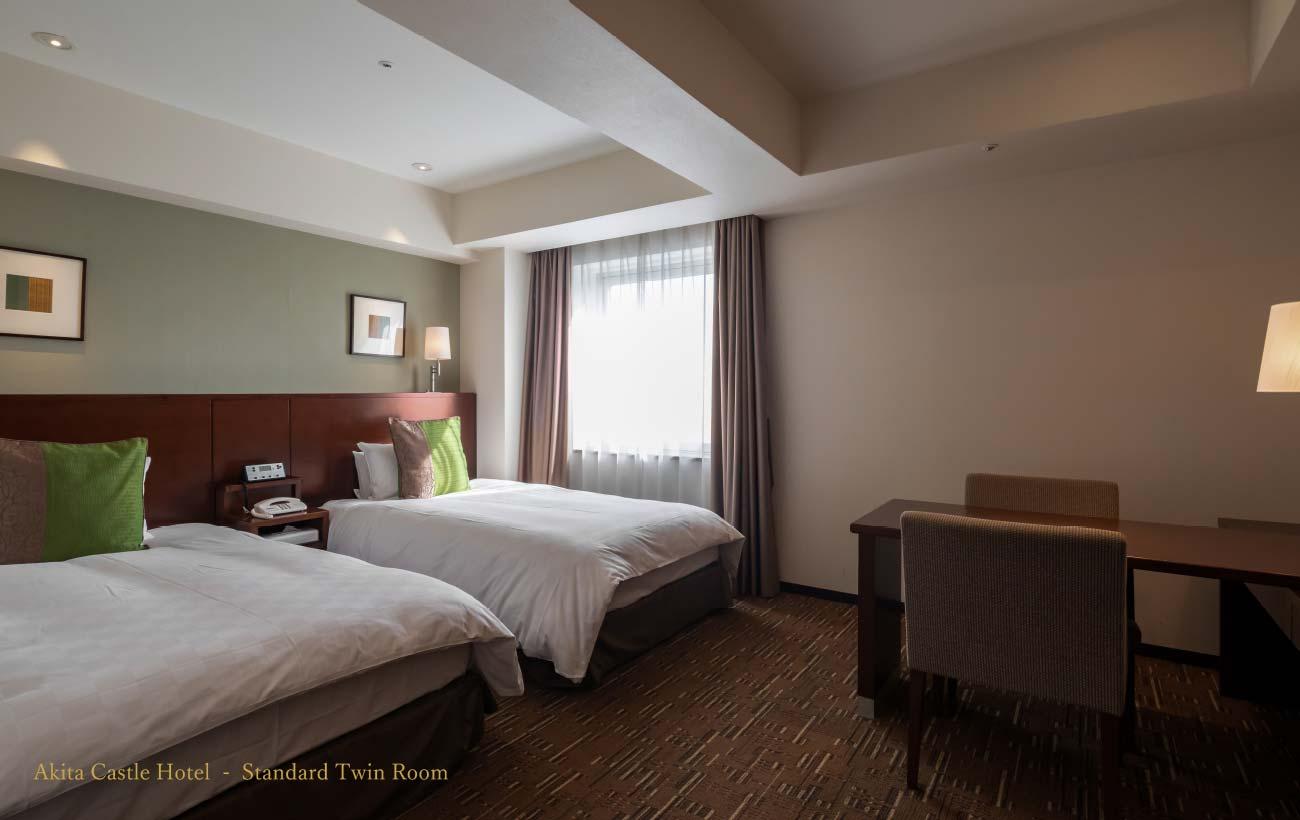 キャッスル ホテル 秋田